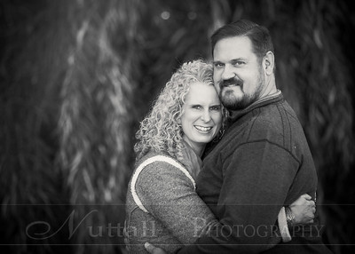 Heideman Family 13bw