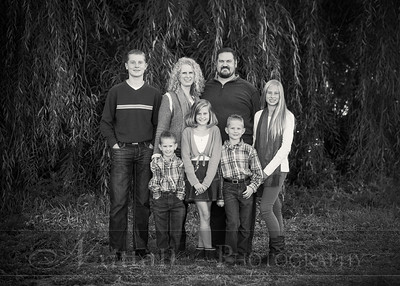 Heideman Family 10bw