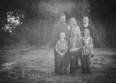 Heideman Family 02bw