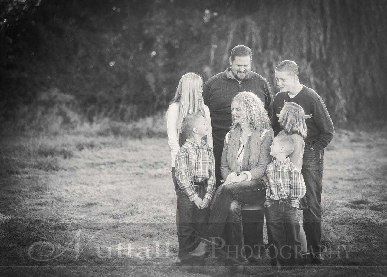 Heideman Family 06bw