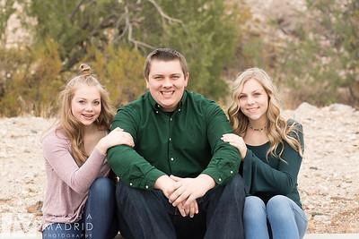 Heidi, Luke, Brooke & Hope