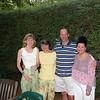 Lisa, Mom, Dan, & Adrianne