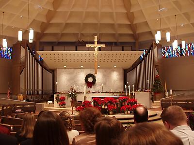 Lumen Christi Catholic Community (formerly St. Leo's)