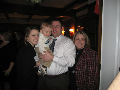Jennica, Finn, Mike, and Joannie