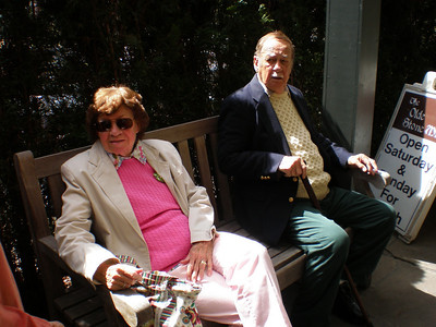 Jo and Fred Cotnoir