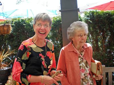 Carol Farbanish and Heidi