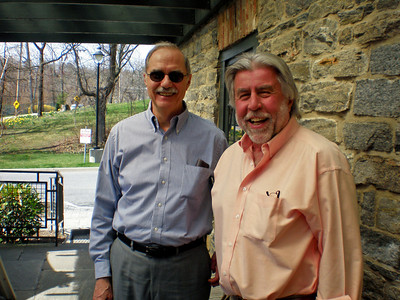 Bob Farbanish and Ted Wenz