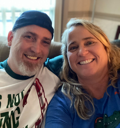 Billy and Sandy Christmas 2019