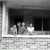 Helena and Francises and Ah Hui (Singapore 1955)