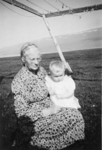 Ásgerður Eyjólfsdóttir og Ásgerður Ingvadóttir
