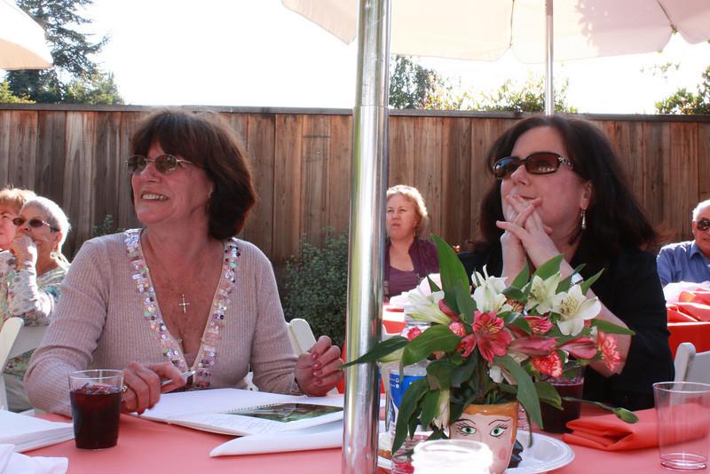 Marge Hitzl, Jennifer Brown