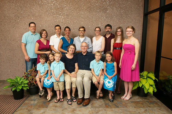 Henke Family