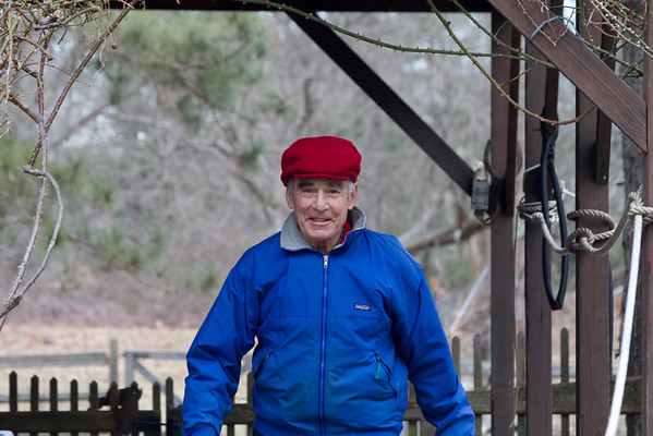 2. Morning Walk at Drumlin Farm