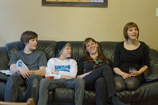 4. Dinner at Jud and Anne's House