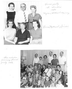 Family XMas 1956