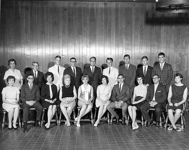 Crestwood Staff 1966