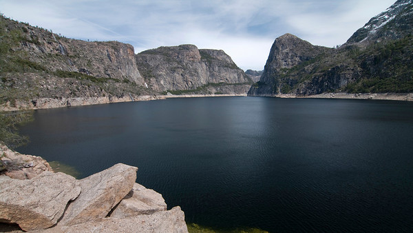 Hetch Hetchy Reservoir, Yosemite NP, 4/16/2011