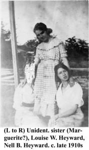 Heyward Sisters c late 1910s