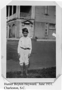 Hunter Heyward 1931