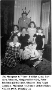 Grandmother Heyward 75th 1953_02