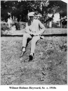 W H Heyward Sr c 1910s