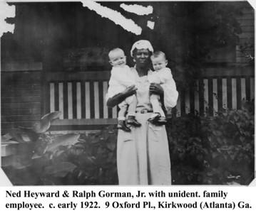 Ned & Ralph c 1922