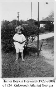 Hunter Heyward c 1924 b