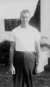 E Grady Jones c 1945