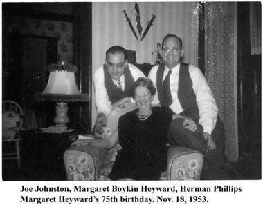 Grandmother Heyward 75th 1953_04