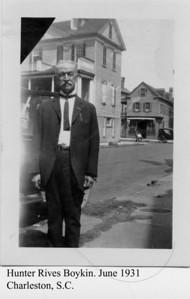 Hunter Boykin 1931