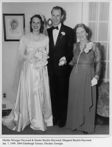 Weisiger-Heyward Wedding 3