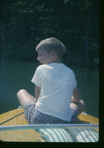Billy Fishing 1962
