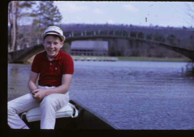 Billy fishing2 1965