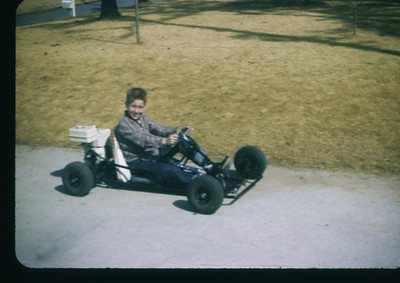 Billy Go Cart2 1961