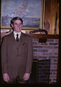Billy 1968 ATO party