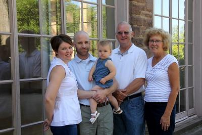 Hibbs-Leary Family
