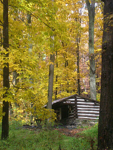 Pine Knob Shelter.
