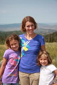 Hiking at Brighton - Silver Lake Aug. 2014 Family Reunion