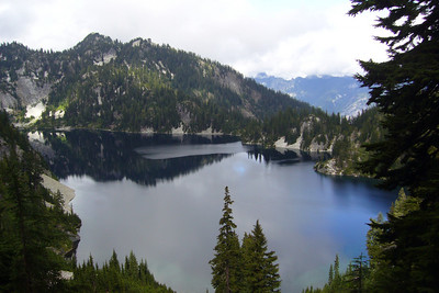 snow lake, alpine lakes wilderness