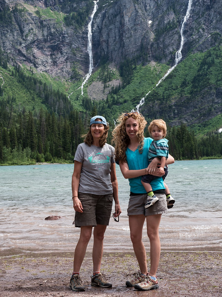 Avalanche Lake, Glacier Park