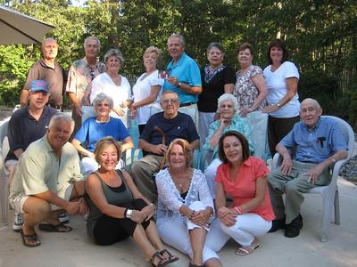 Hildebrand Family Reunion Aug. 2010