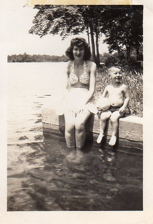 Hildebrand & Anderson Family  - Old Photos