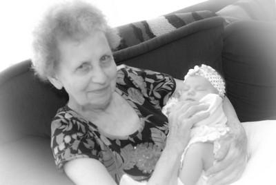Grandma Dollie and Camdyn