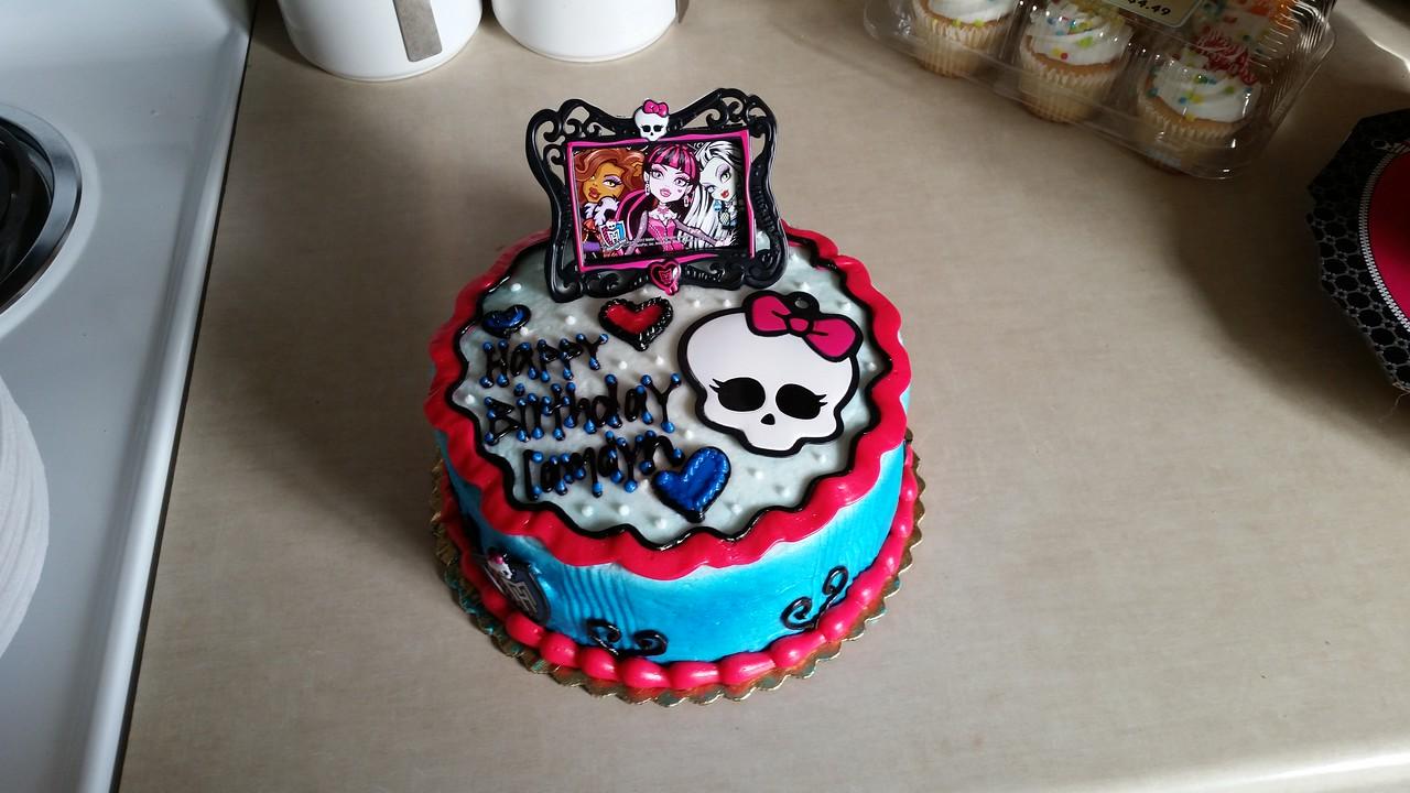 Camdyn 6th Birthday Party!