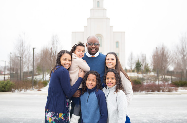 Hill Family Winter 2017