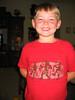 Hilliary's littlest cousin Justin.