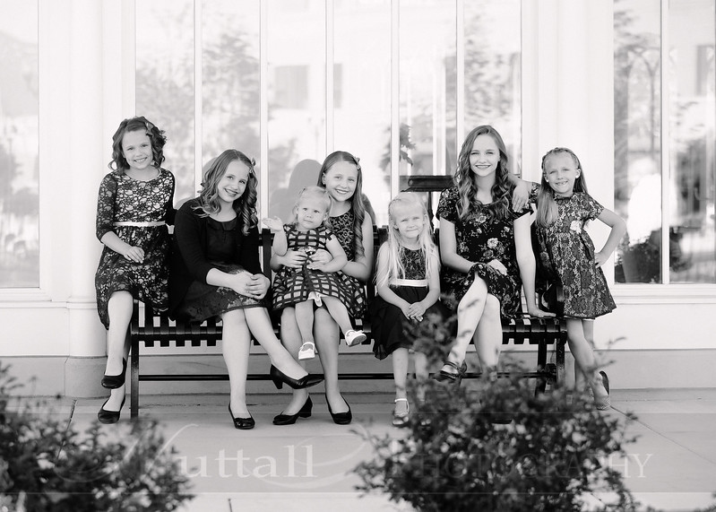 Hirschi Girls 020bw