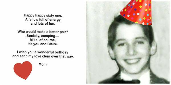 Birthday cards +++