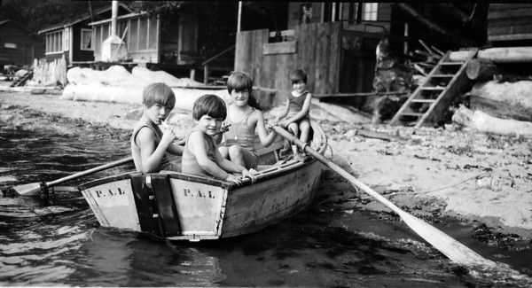 1920s-30s Shaw family pics from negatives - from Jan Frisch 6-15