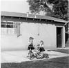 November 6 1960 Suzette & Josie on Patio